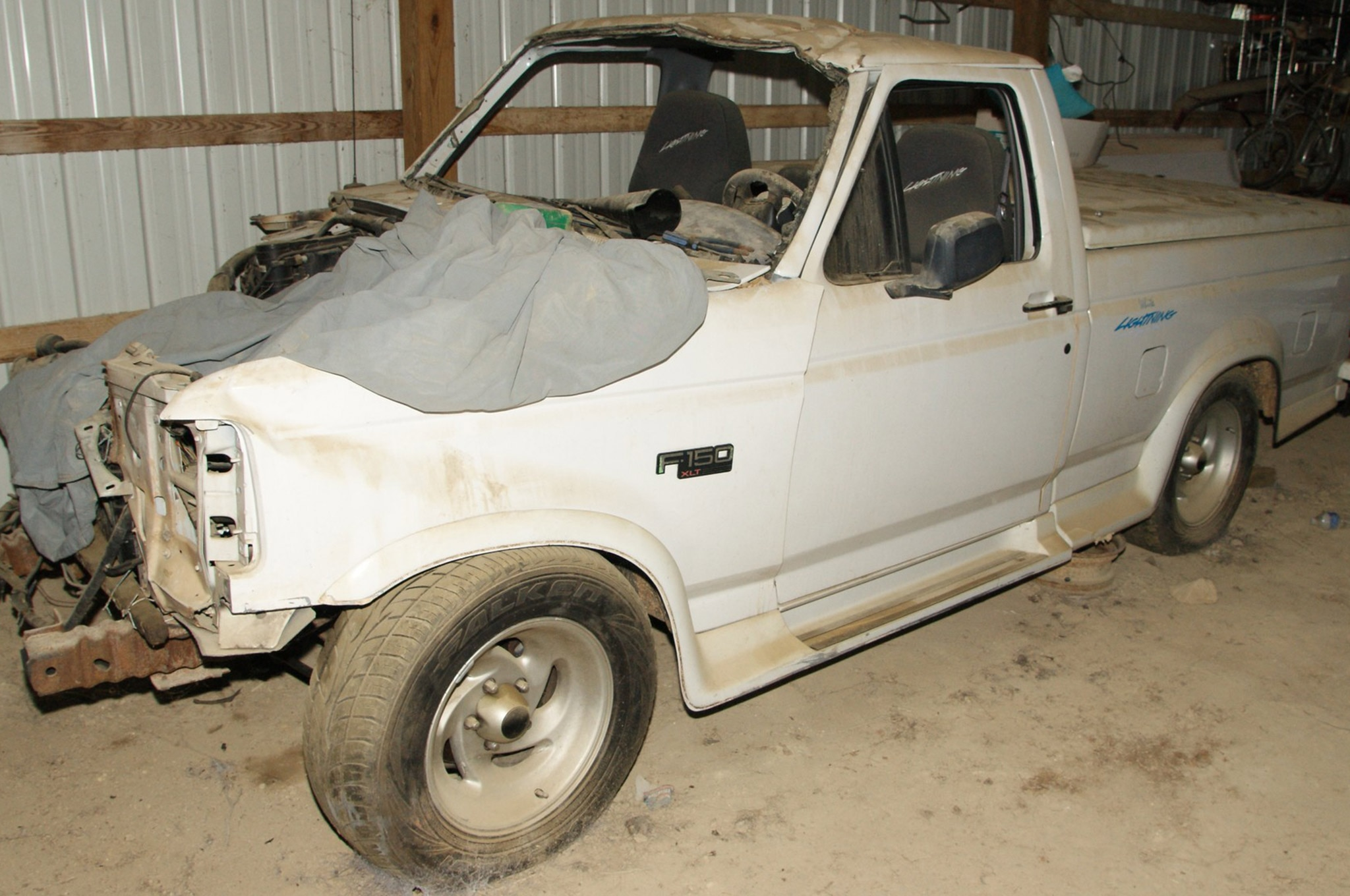 Rare Field Finds Fords Mustangs Trucks Parts 10