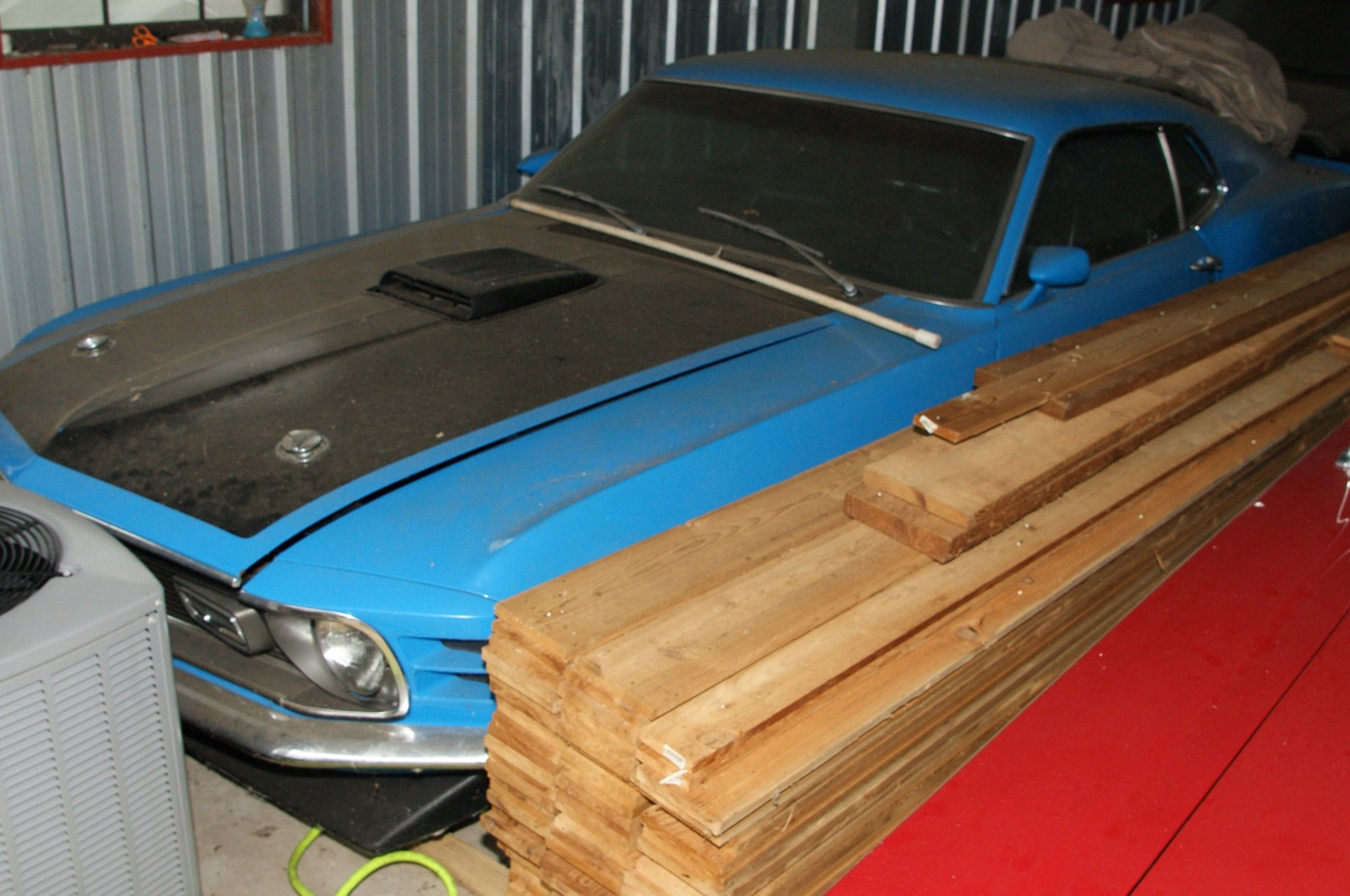 Rare Field Finds Fords Mustangs Trucks Parts 03