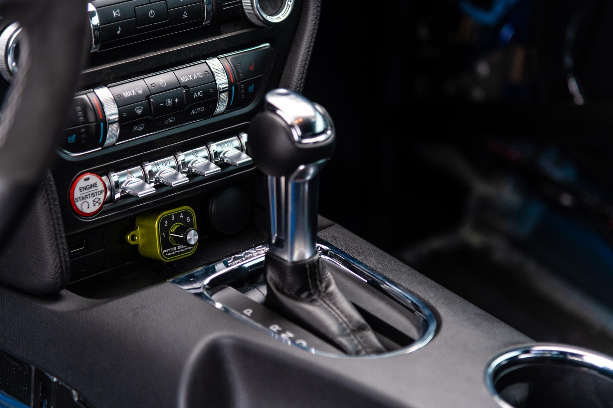 Lund Racing 2015 Mustang GT Selector
