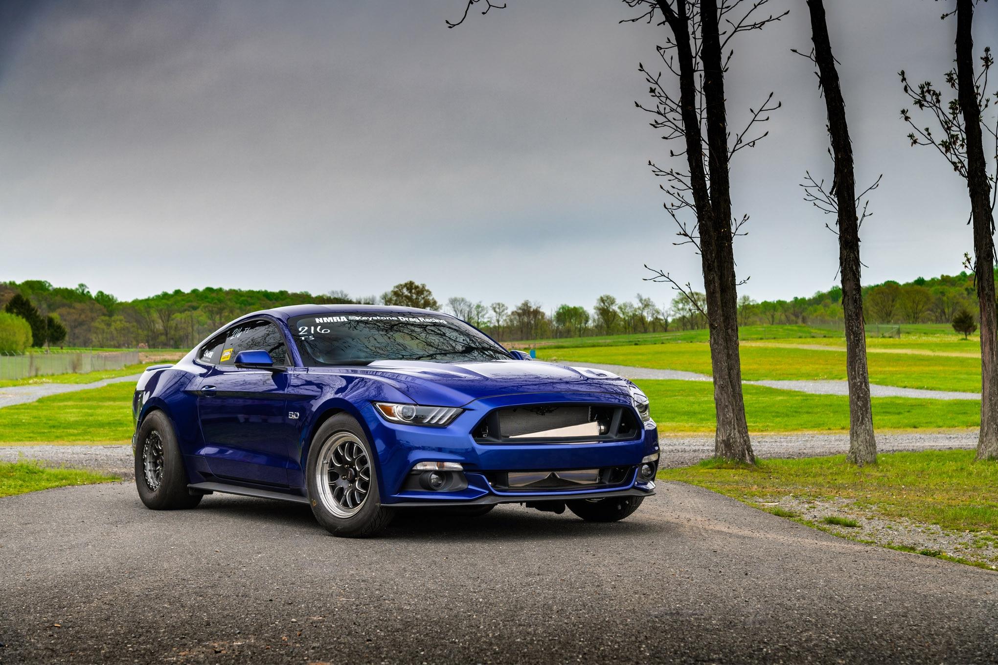 Lund Racing 2015 Mustang GT 22