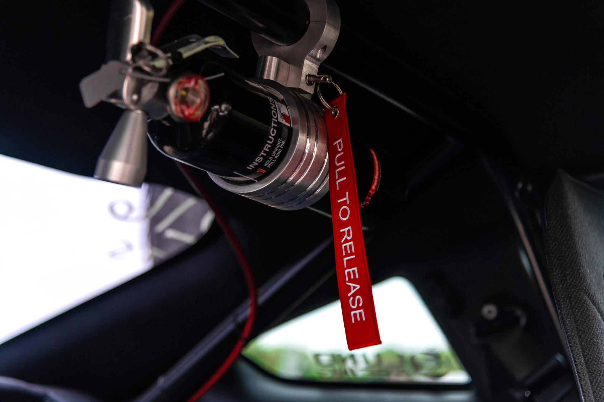Lund Racing 2015 Mustang GT 19
