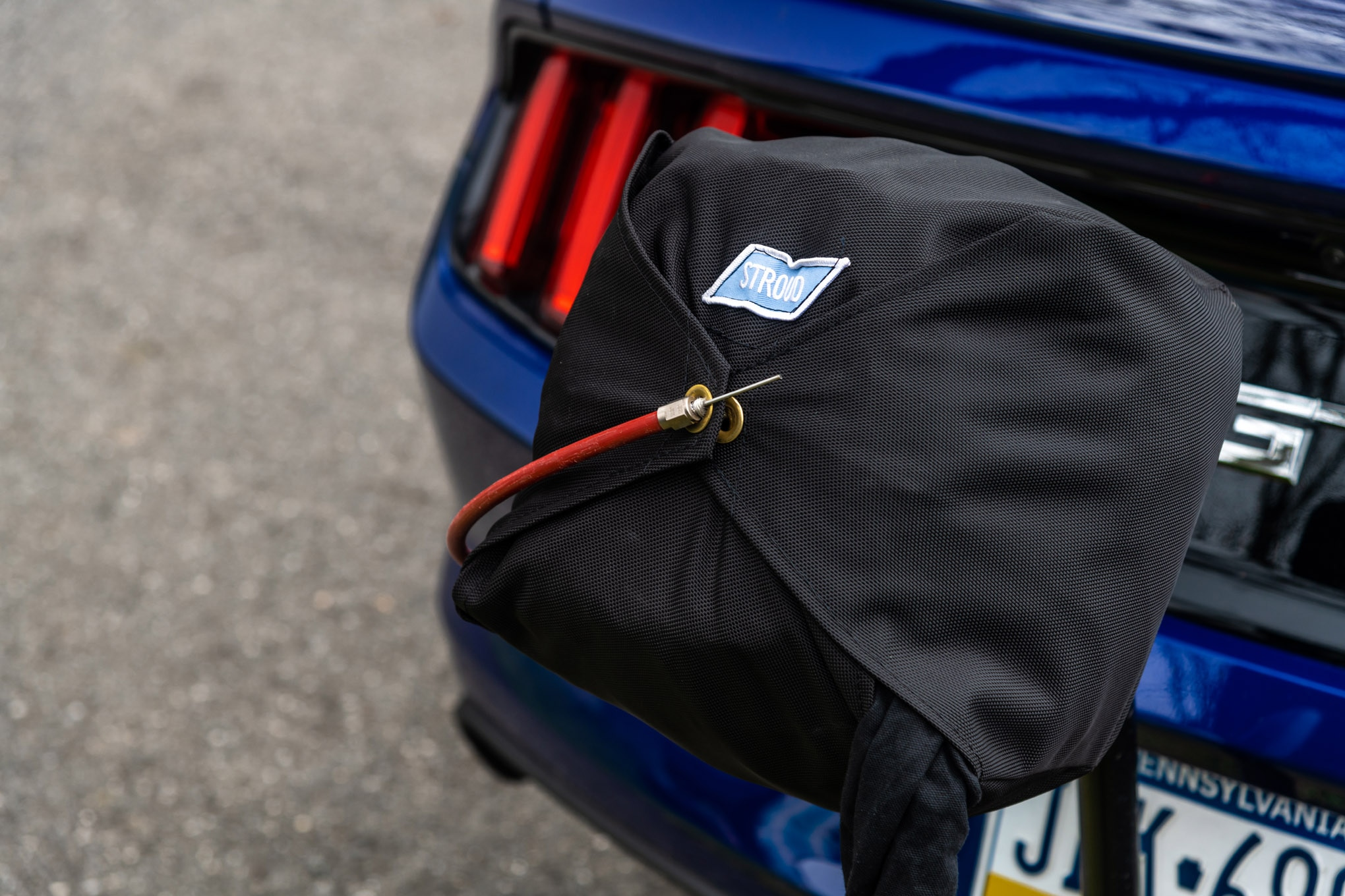 Lund Racing 2015 Mustang GT 7