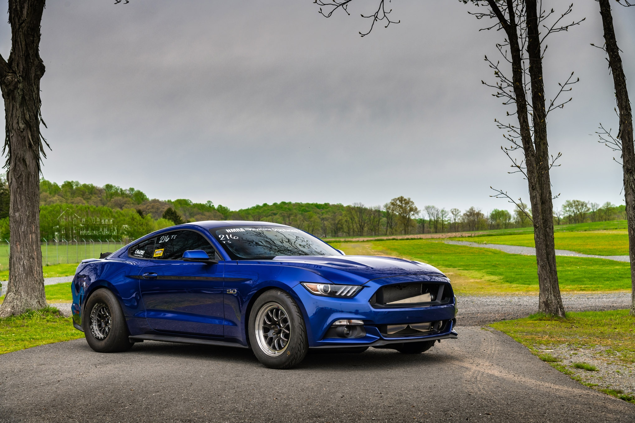 Lund Racing 2015 Mustang GT