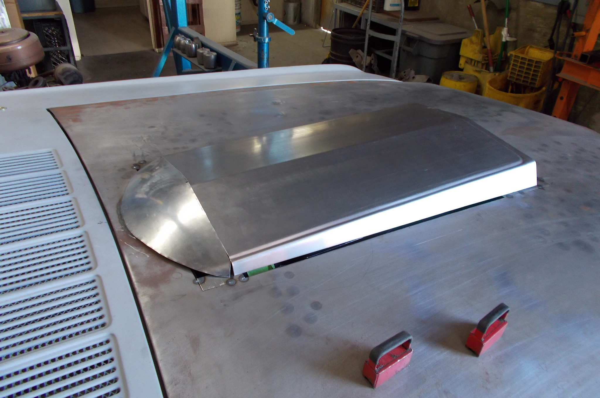 5 1965 Ford Mustang Hood