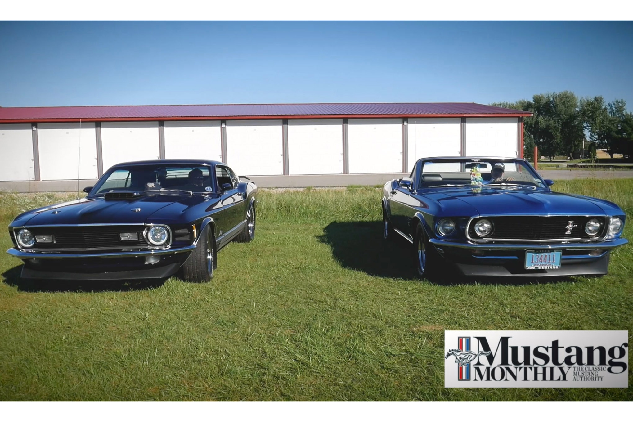 Fierce Ford Friday His Hers Mustangs Lead