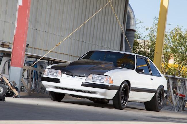 001 Ford Mustang Fox Body Tony Politano