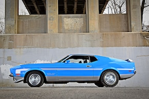 Most Original 1971 Boss 351 in the World?