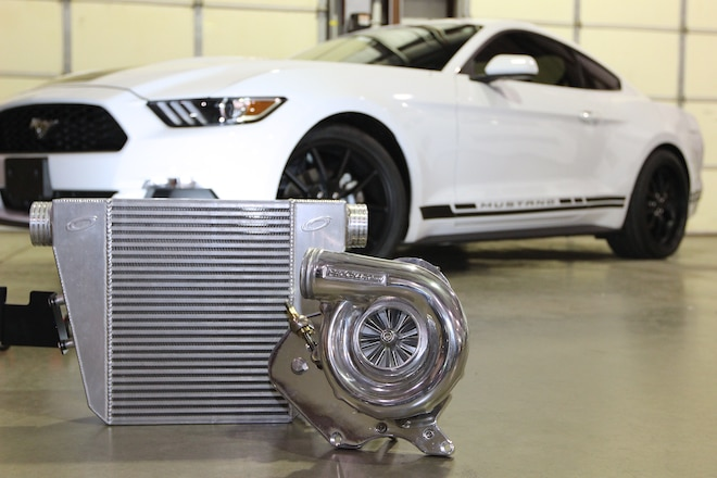 Procharger S Easy Bolt On Blower Adds 58 More Power To The S550 S