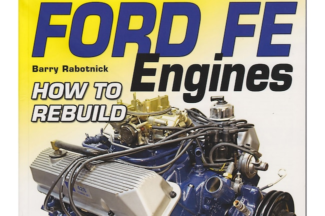 Book Review Ford FE Engines Lead