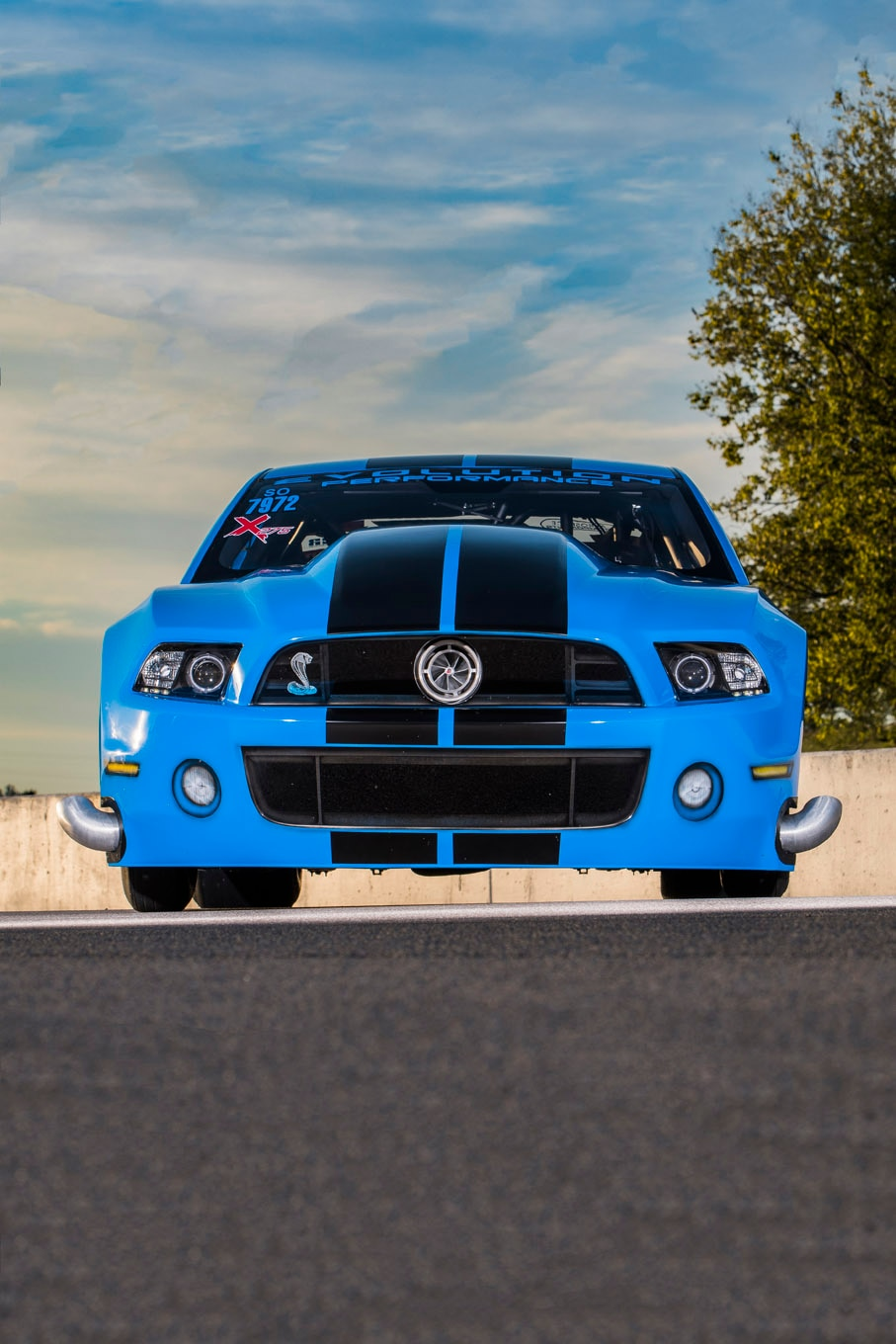 2013 Shelby GT500 Brian Devilbiss 18