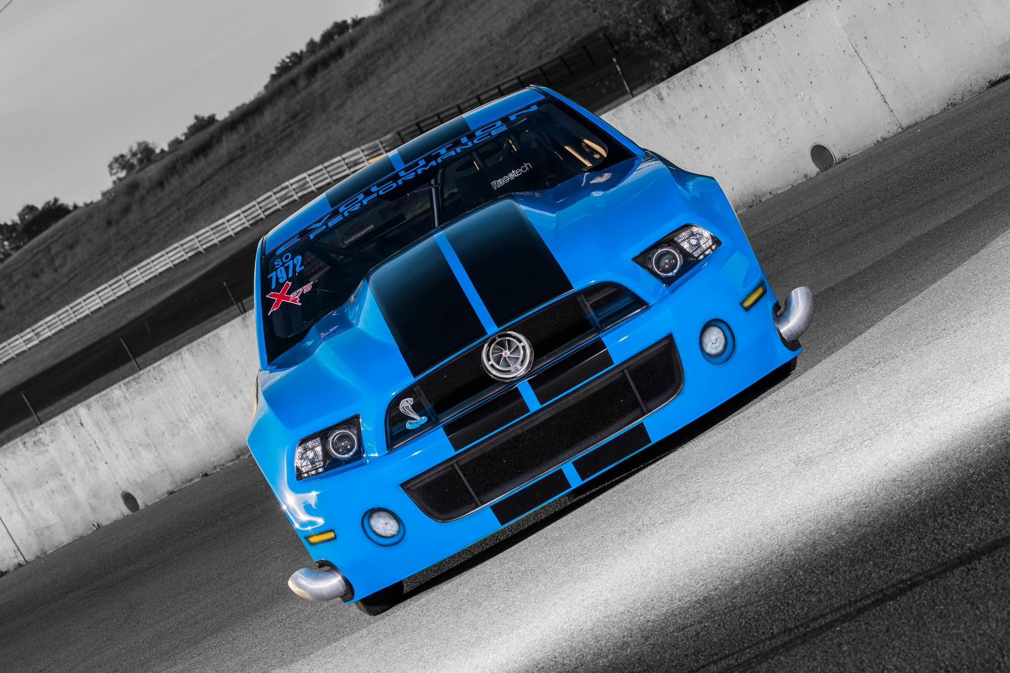 2013 Shelby GT500 Brian Devilbiss 17