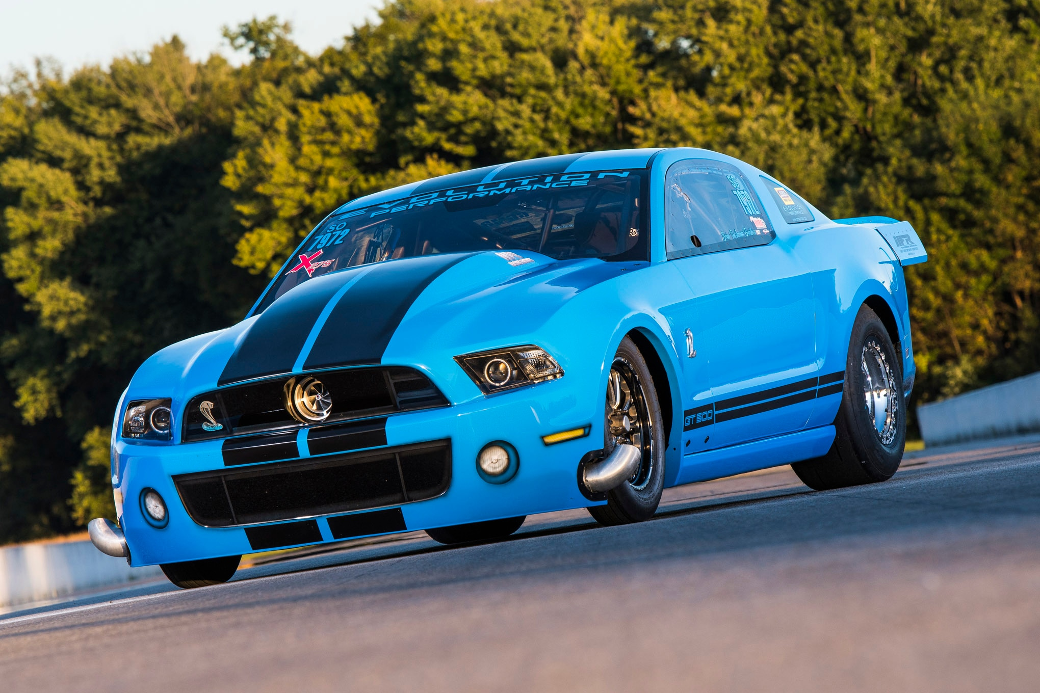 2013 Shelby GT500 Brian Devilbiss 4