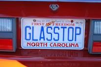 Foxtoberfest Fox Mustang Vanity Plate 65