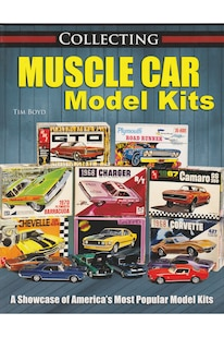 Book Review Collecting Muscle Car Model Kits