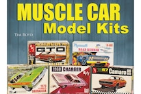 Book Review Collecting Muscle Car Model Kits Lead