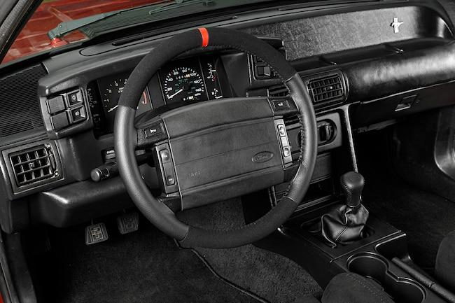 001 Mustang Steering Wheel Sve Fr350