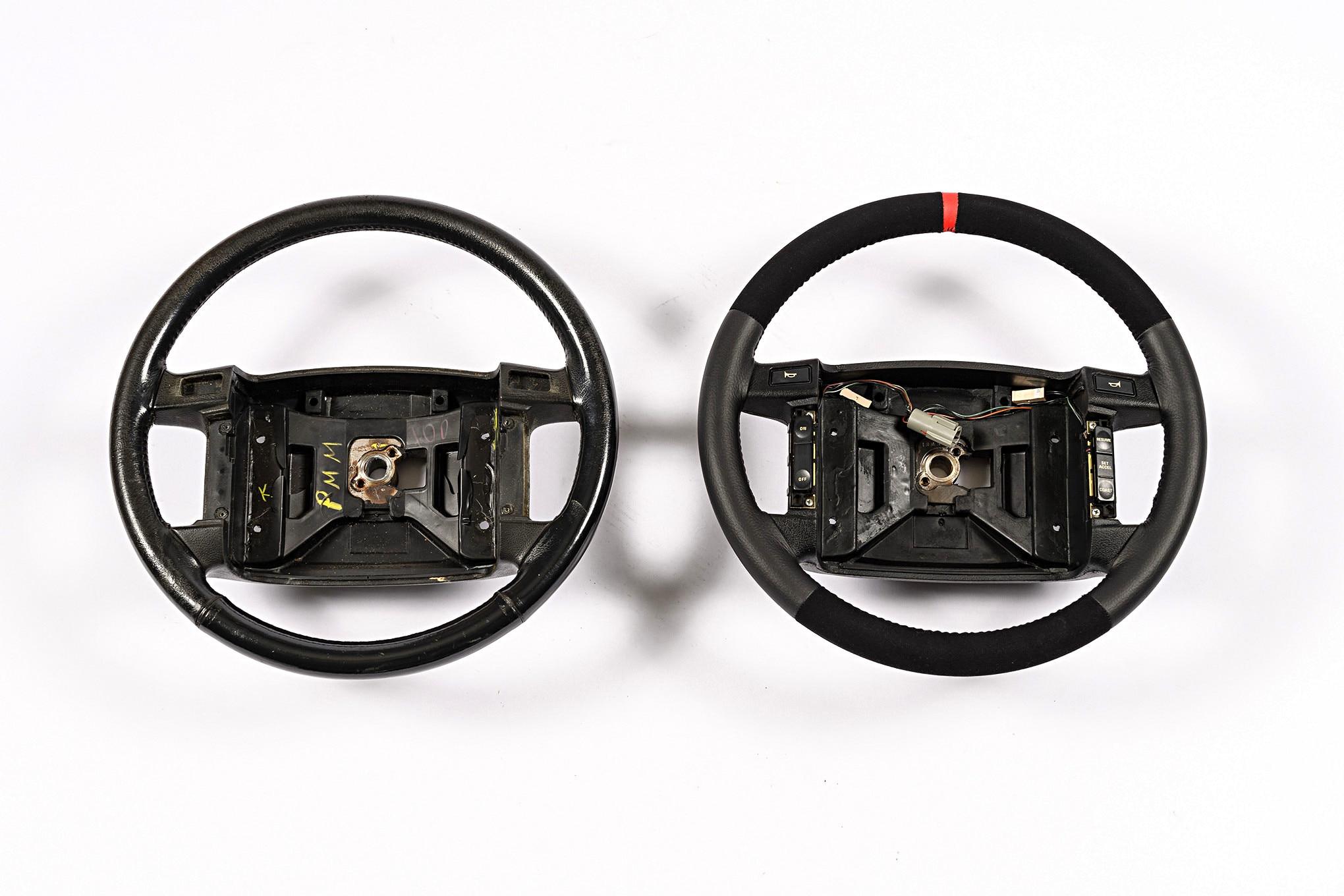021 Mustang Steering Wheel Vs Fr350