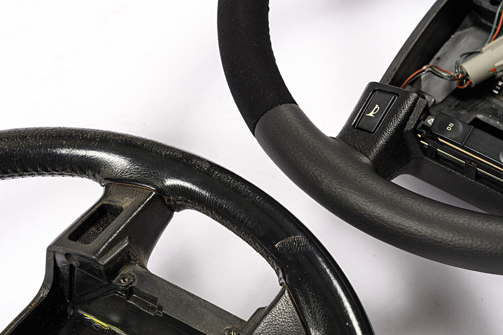 022 Mustang Steering Wheel Materials Fr350
