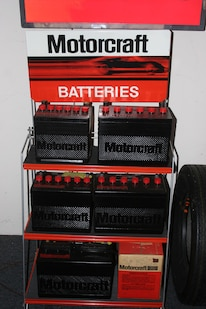 Resto Roundup Correct Motorcraft Battery