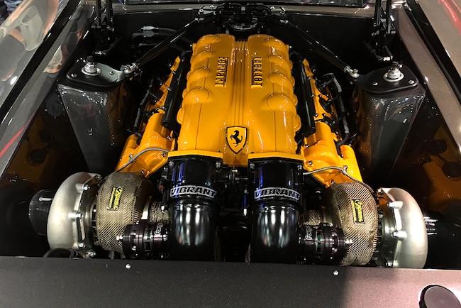 004 Ferrari Mustang