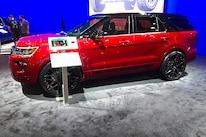 005 2018 SEMA Ford Booth