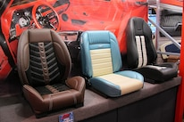 10 TMI Products Mustang Seats