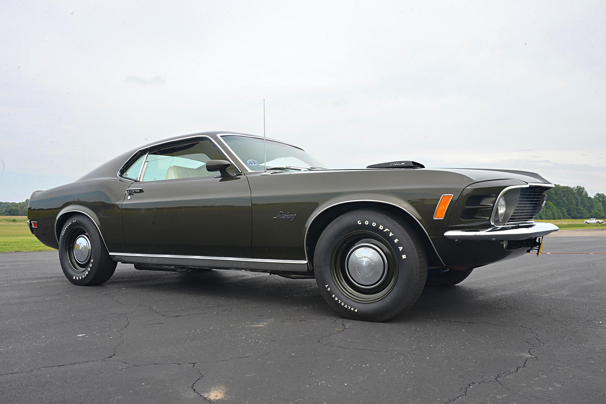 006 1970 CobraJet Fastback Goodie