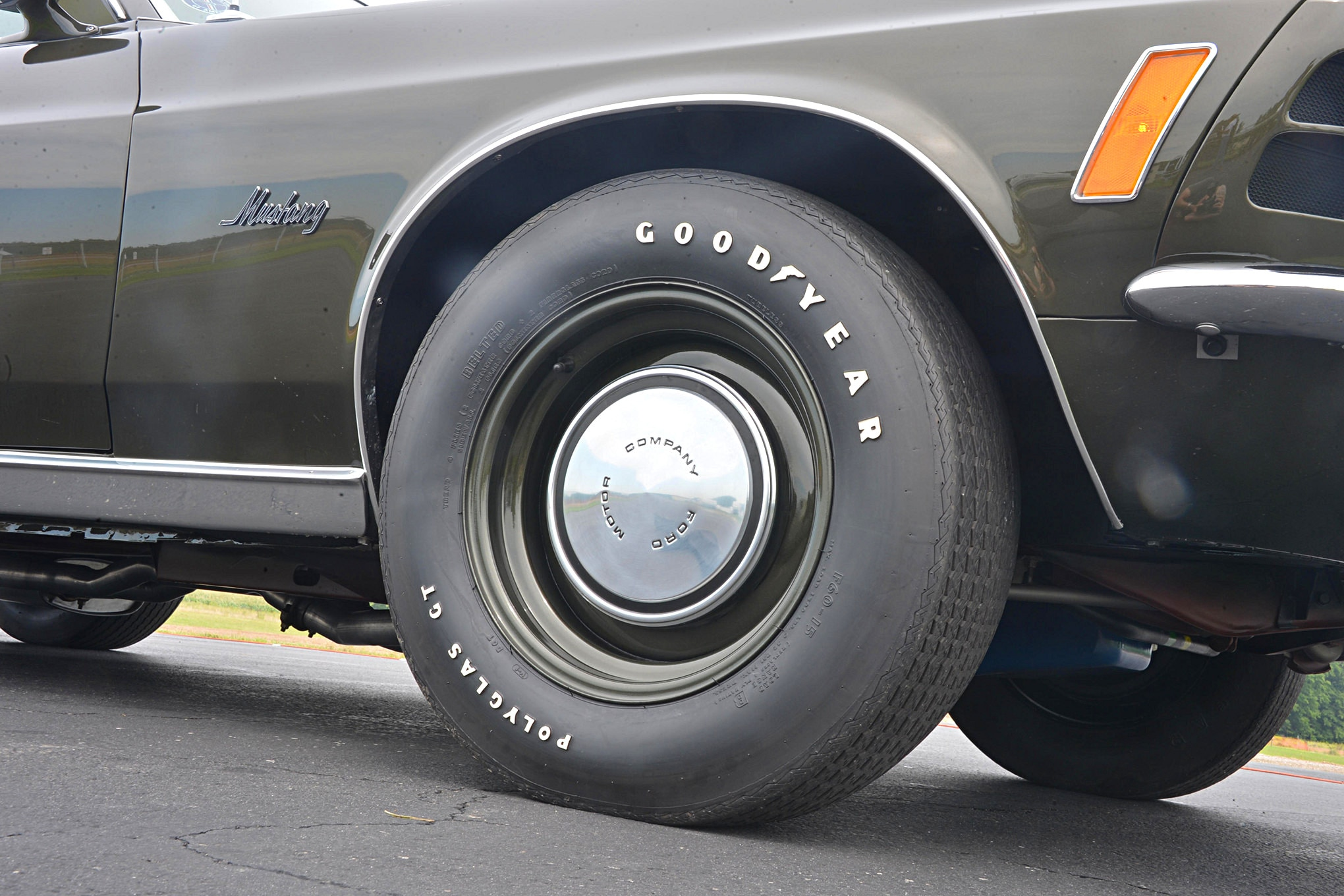 009 1970 CobraJet Fastback GoodieA