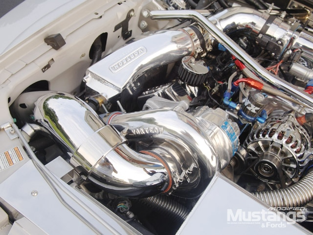 Mustang Supercharger Buyers Guide Front View