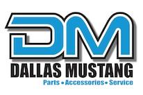 Dallas Mustang Logo