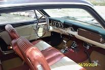 4 1966 Ford Mustang Hardtop Interior