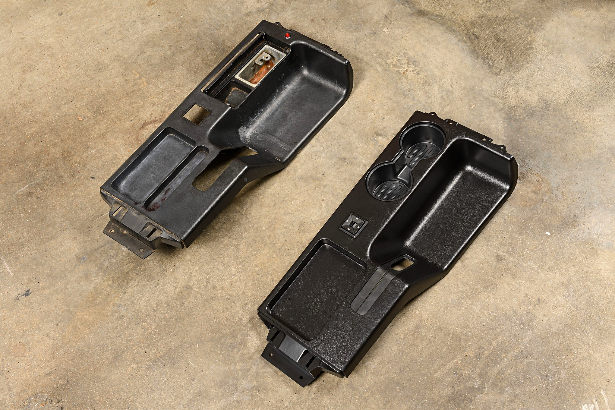 017 Mustang Center Console Lmr Comparison