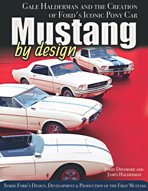 Mustang By Design Book Cover