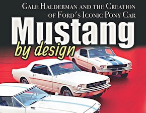 Book Review: Mustang by Design