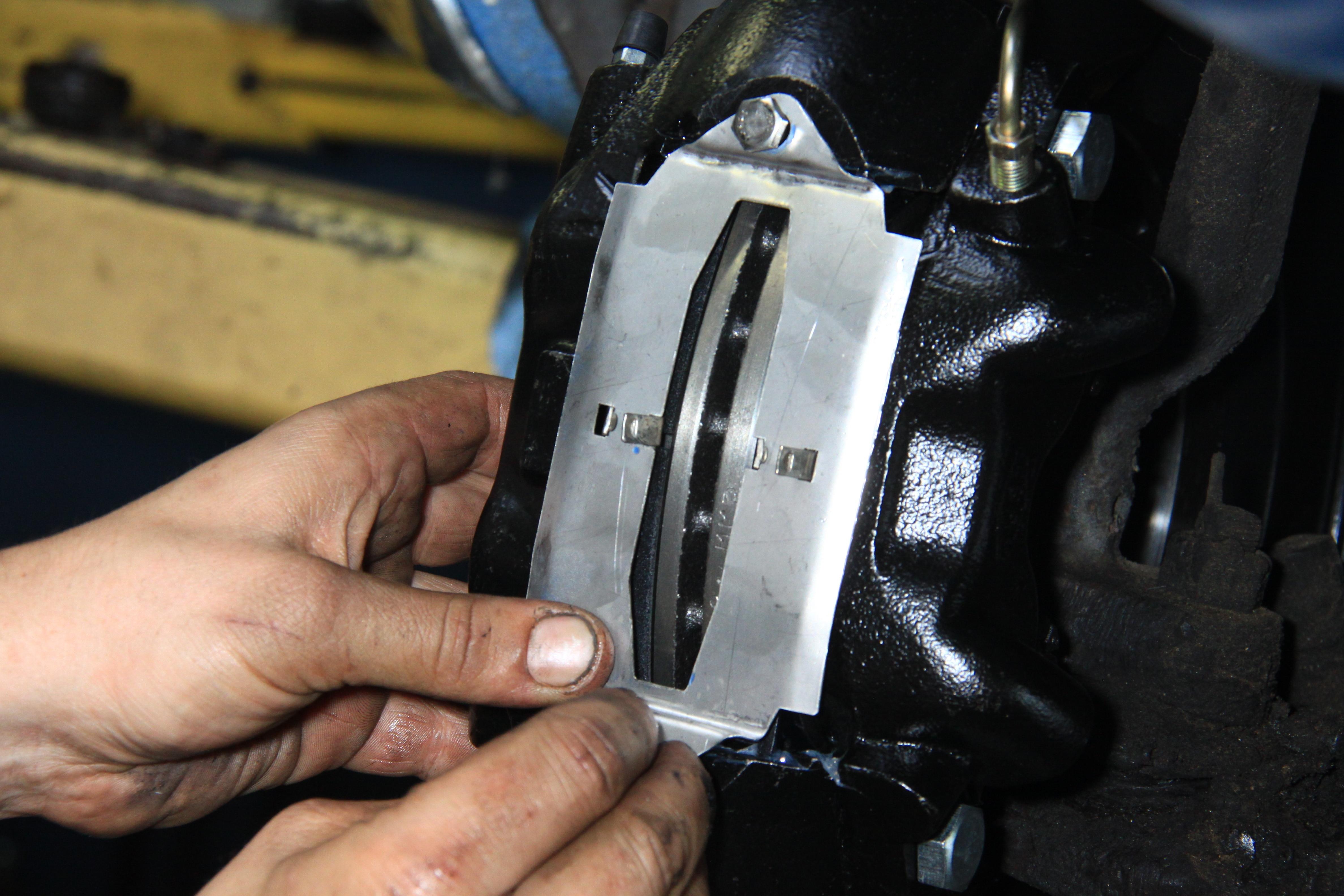 20 Brake Pad Retainers