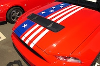 01 Mustang 55th Anniversary Paint And Graphics