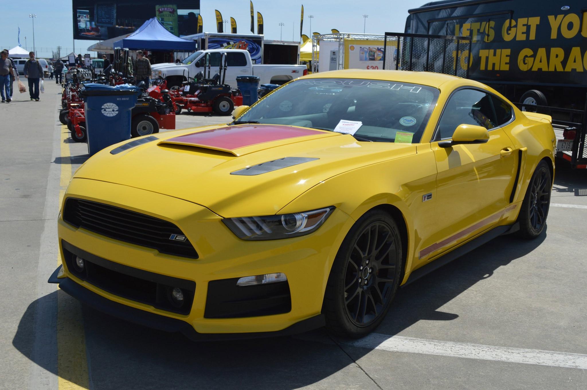 Charlotte Auto Fair Project Road Warrior 66