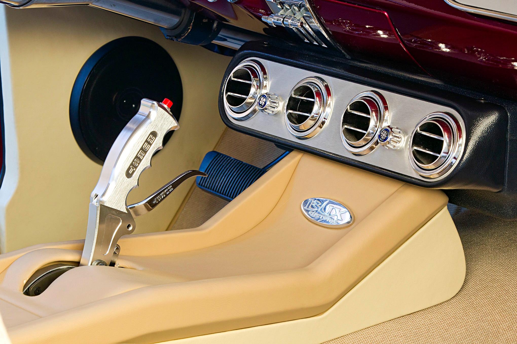 028 1966 Mustang Shifter
