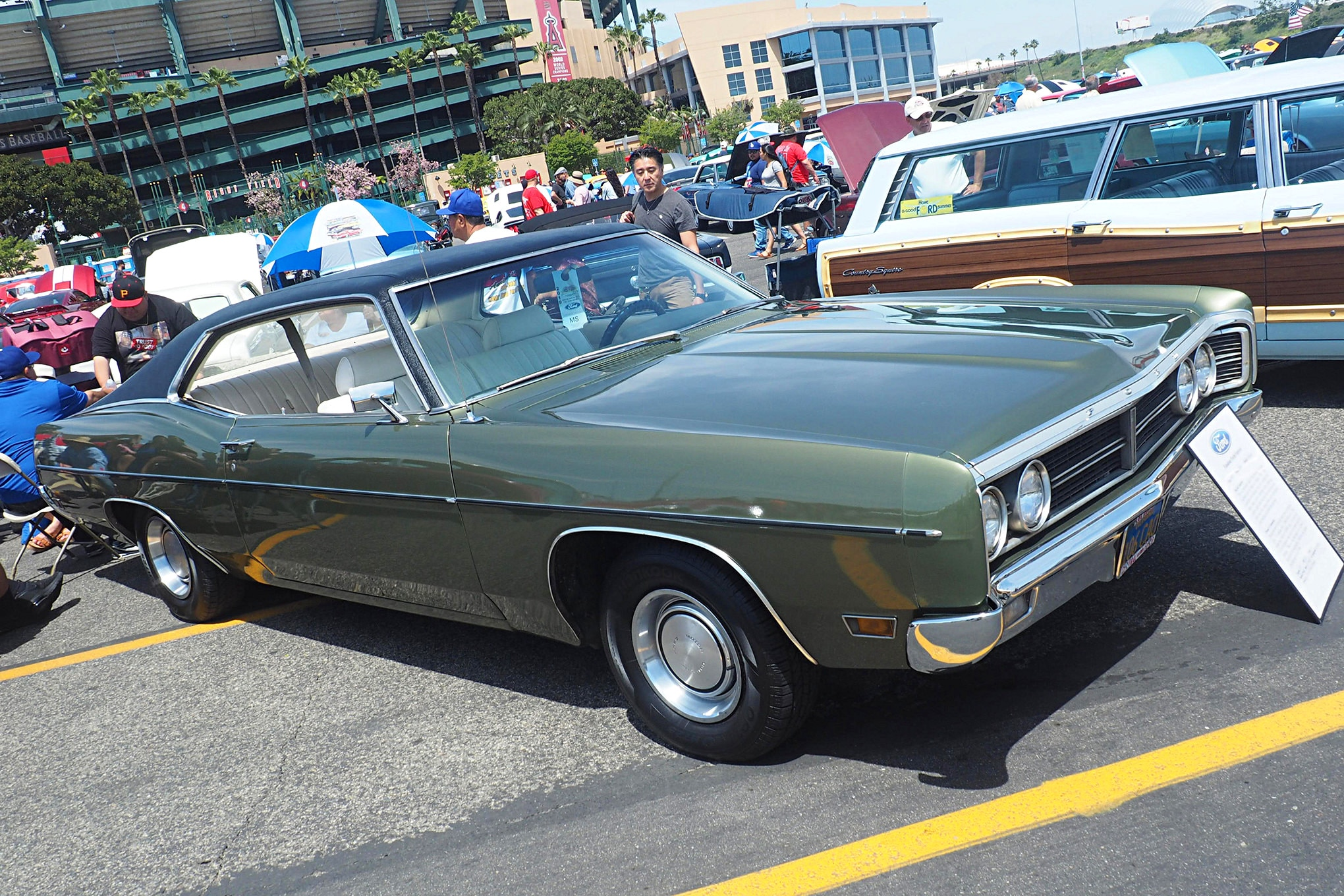 1970 Galaxie Sportsroof Fabulous Fords Mustang Monthly