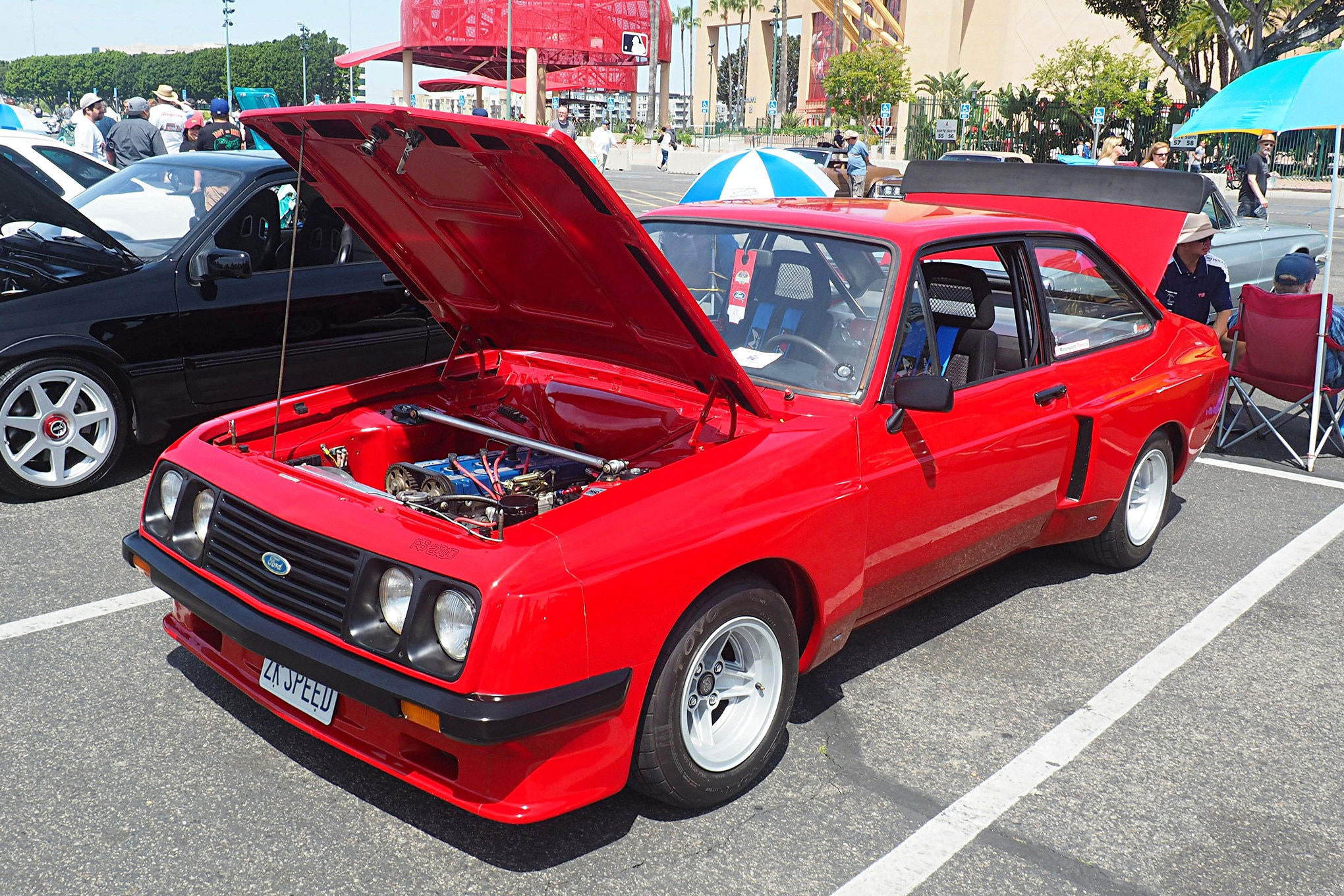 Escort Fabulous Fords Mustang Monthly
