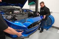 005 Mustang Front Facia Removal