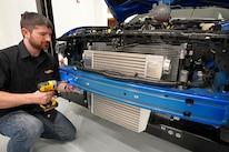 016 Mustang Procharger Intercooler Installation