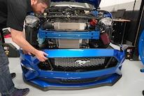 024 Mustang Mustang Facia Installation