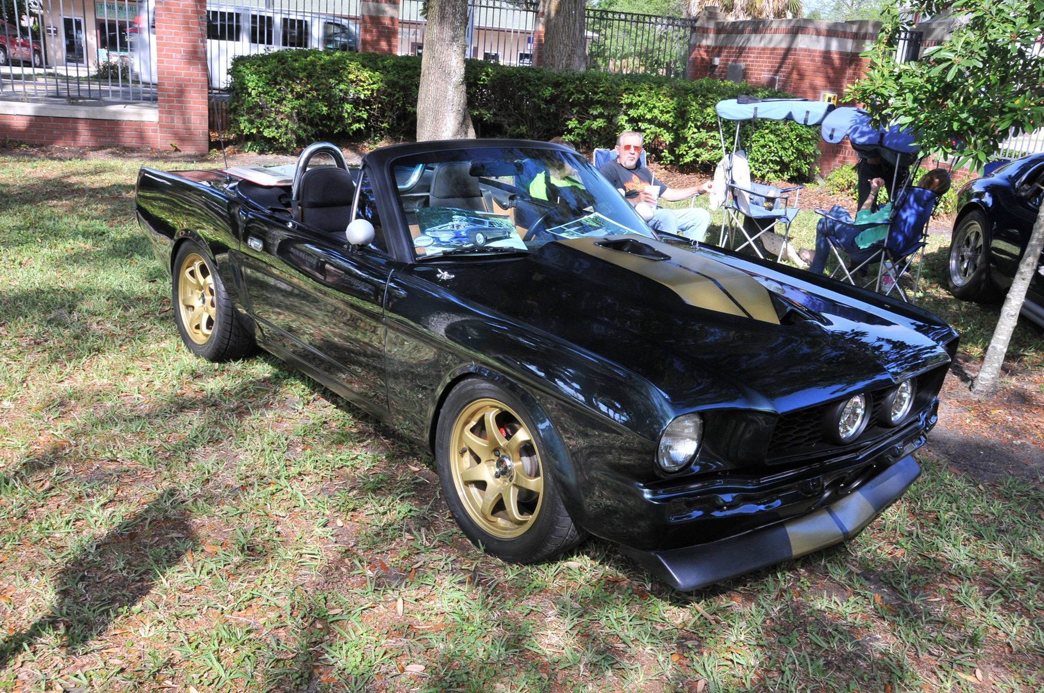2016 Ancient City Mustang Show St Augustine 037