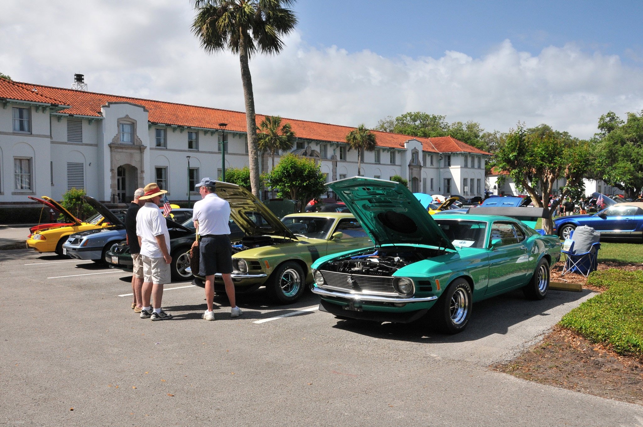 2016 Ancient City Mustang Show St Augustine 008