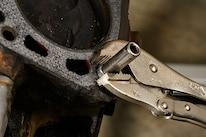 004 Mustang 302 Dowel Pin Removal