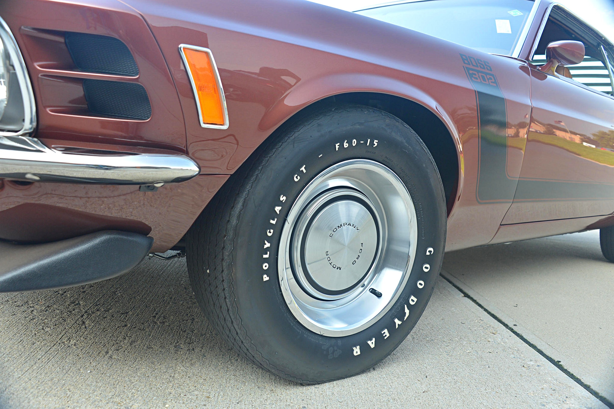 002 1970 Boss302 Chesnut Heasley