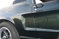 5 1968 Ford Mustang Quarter Panel