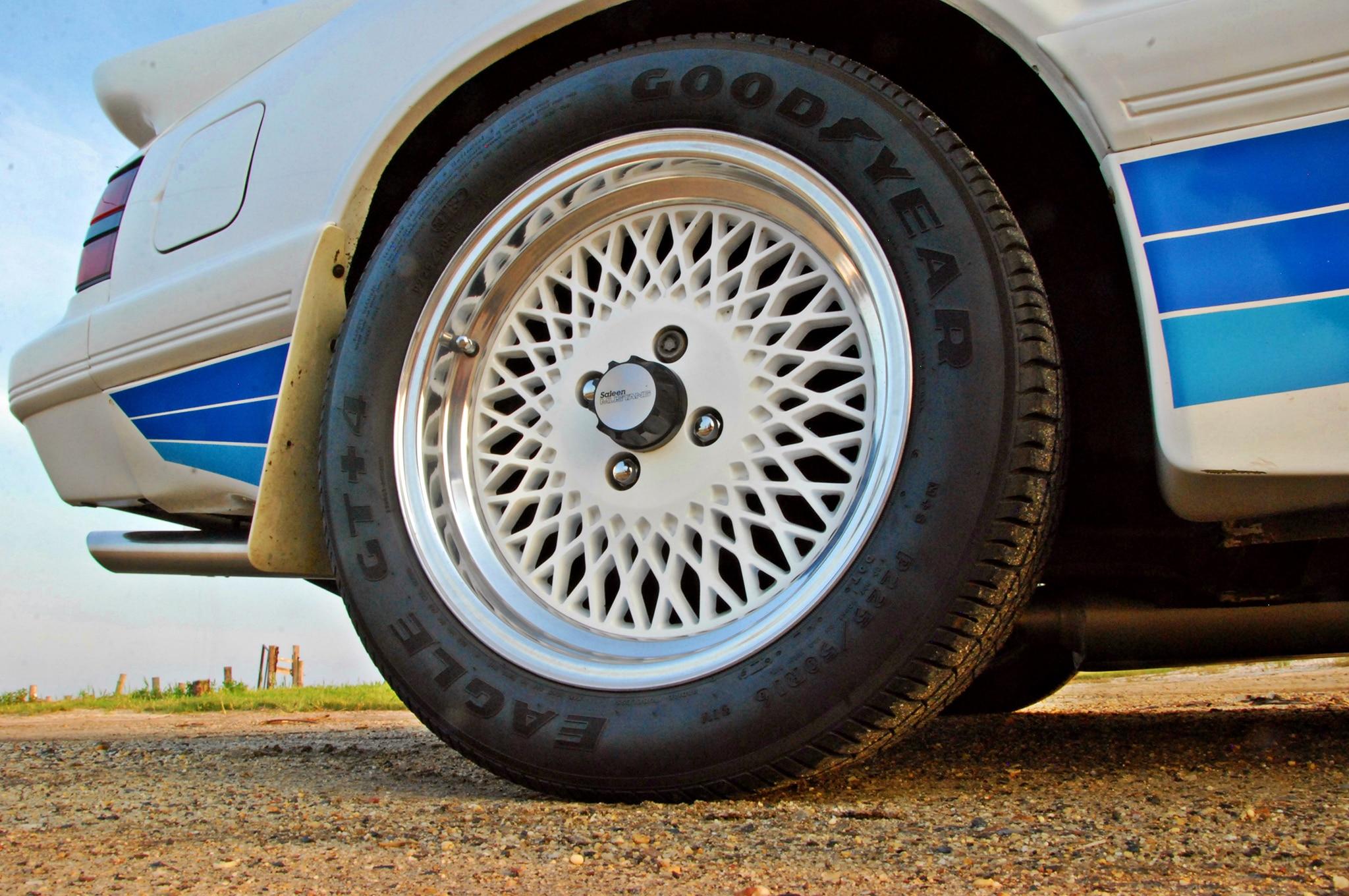 3 1985 Saleen Mustang Wheel