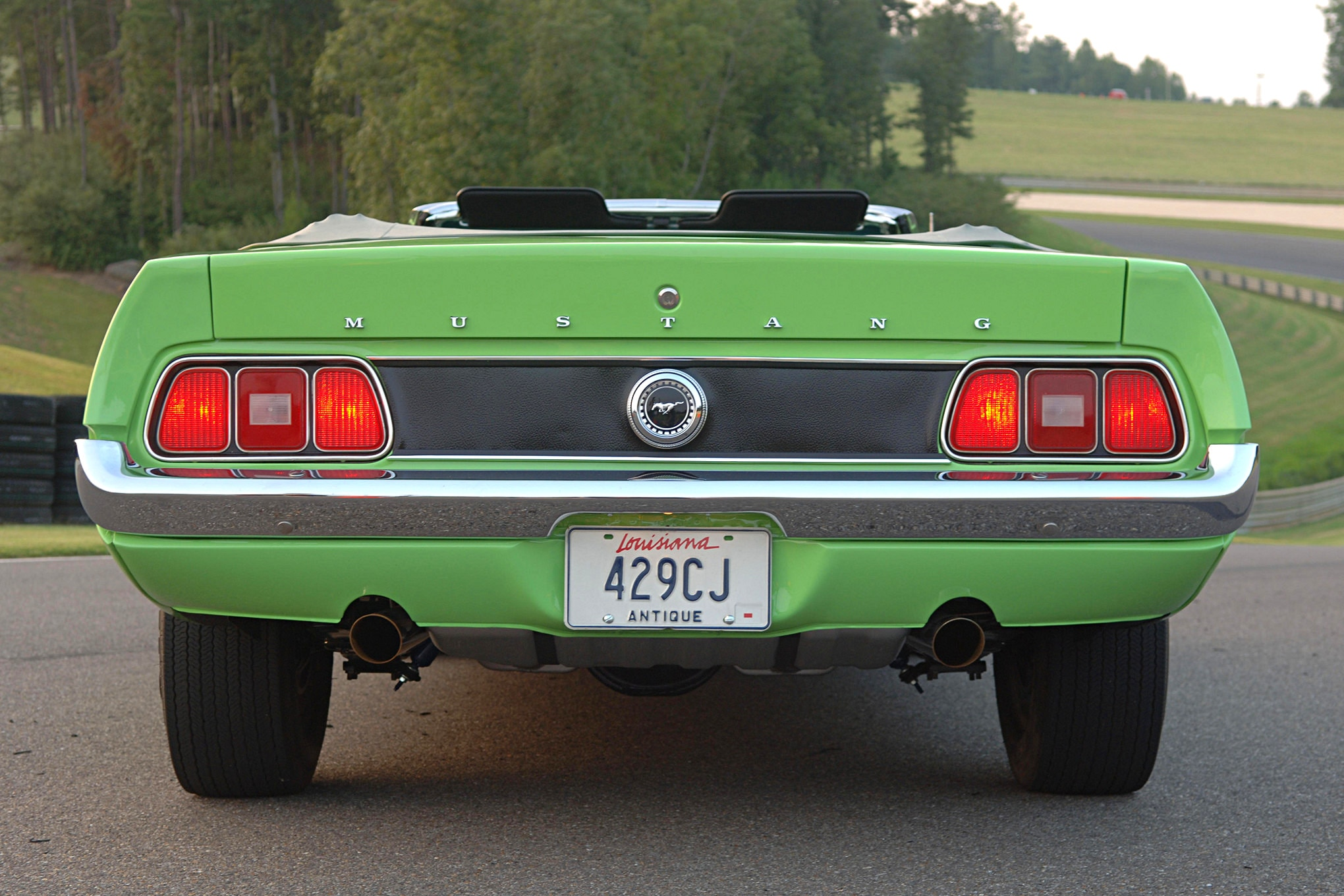 015 1971 73 Mustang SpottersGuide Heasley
